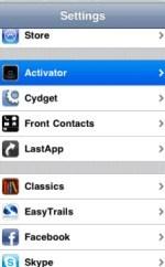 AppQuit Activator Actions