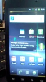 Worlds Largest Android Phone 42 inch Nexus S