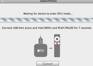 Apple TV DFU Mode
