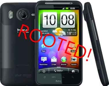 Root HTC Desire HD