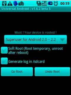 Root Samsung Galaxy 5