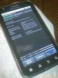 Update Motorola Atrix 4G