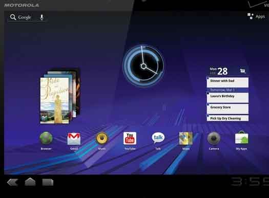 Install Youtube App on Motorola Xoom