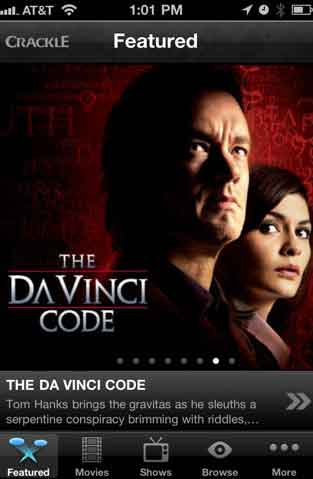 Watch Movies Free on iPhone