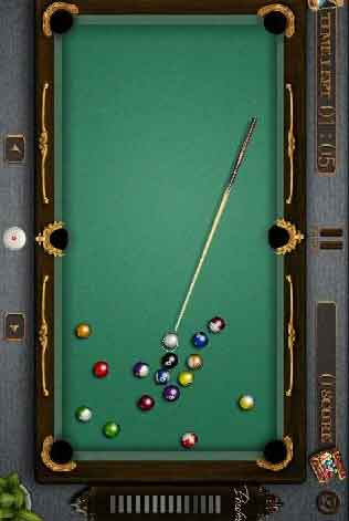 App for playing Pool on Android Phones