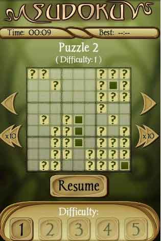 Android Game to play Sudoku on Mobiles