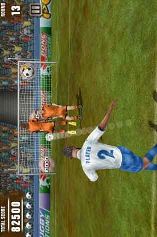 Football Kicks Android Game