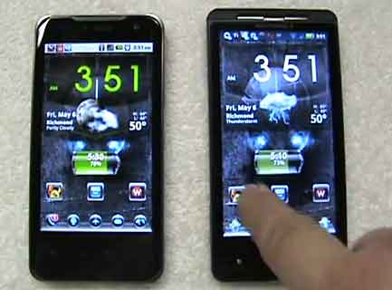 Change Screen Resolution of Android Mobiles