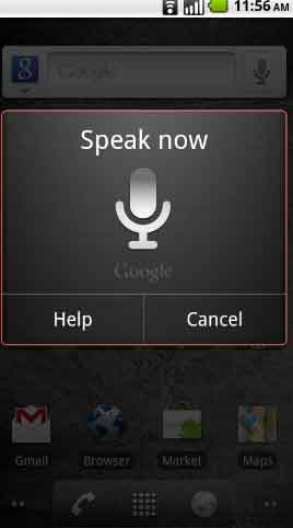 Download Google Voice Actions Android App