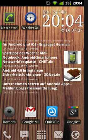 Android AtomaRSS News
