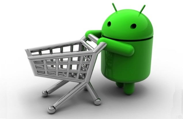 Android Shopping Apps