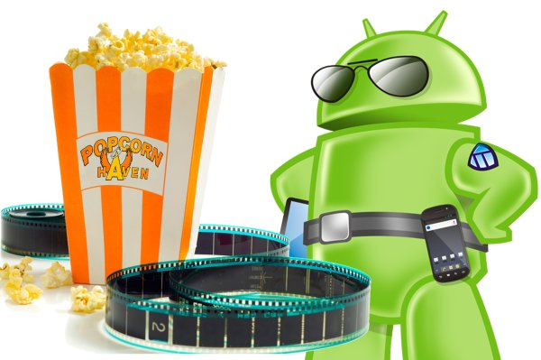 Video Streaming Android Apps