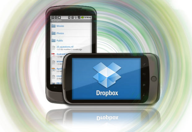 Dropbox for Anroid