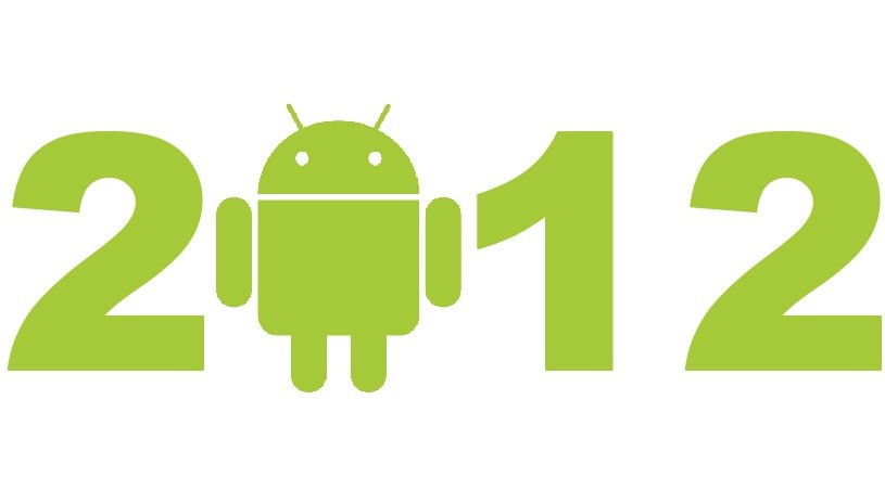 Top 10 Android Apps 2012