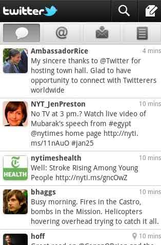 Download Android Twitter App