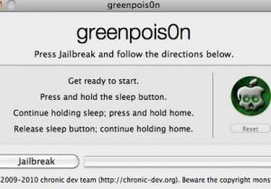 Greenpois0n - Jailbreak
