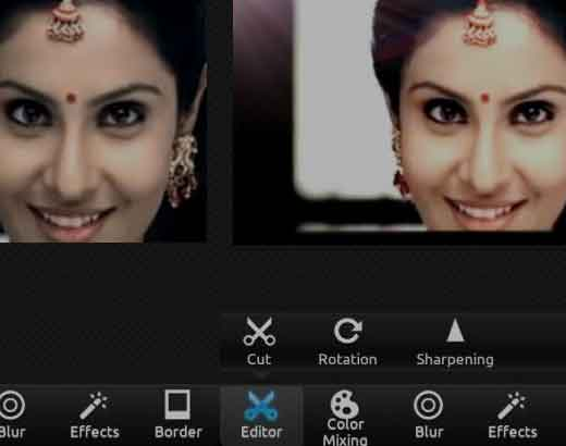 Android Photo Editor App