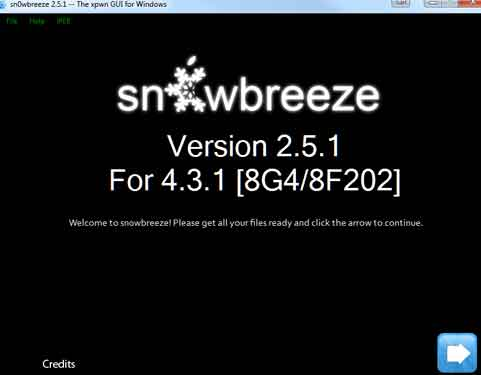 Sn0wbreeze 2.5.1 Releases