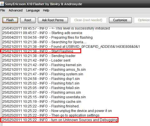 How To Recover Bricked Sony Ericsson Xperia Phones with