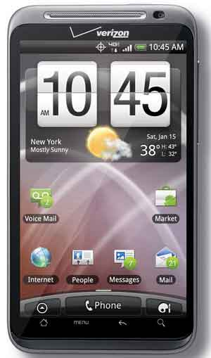 Win HTC Thunderbolt free