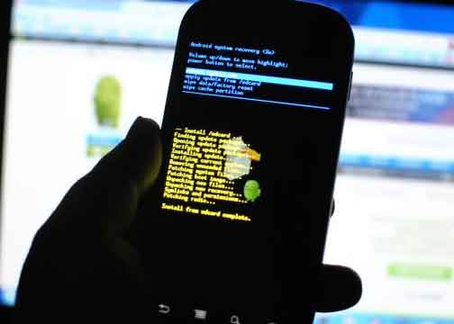 Install Android 2.3.4 on Nexus S