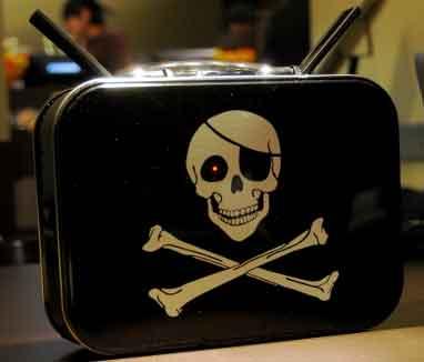 Make self PirateBox