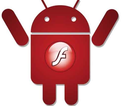 Flash Player Android app