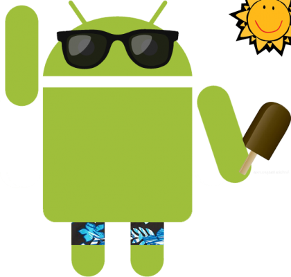 Android Vacations Apps