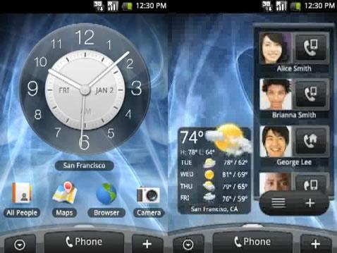 Top Android Widgets