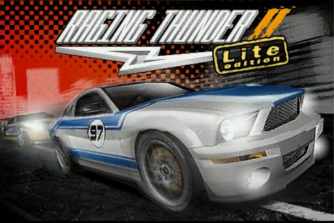 Racing Thunder 2