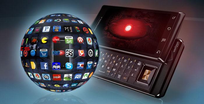 Top Motorola Droid Apps