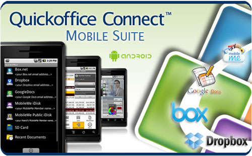 Quickoffice Connect Mobile Suite