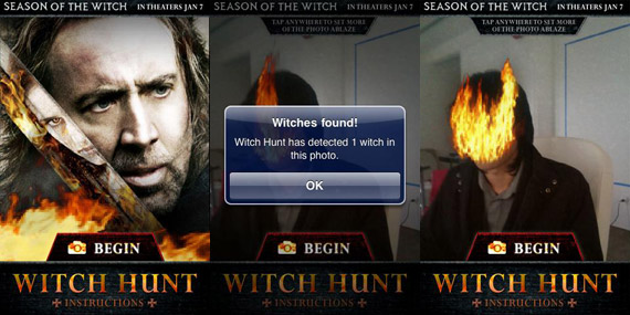 witch-hunt-android-app