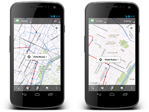 Maps Upgrade for Android by Google
