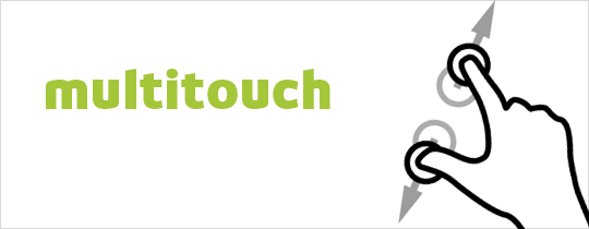 Android Multitouch software accused of bad quality