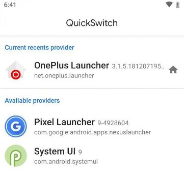 install oneplus launcher